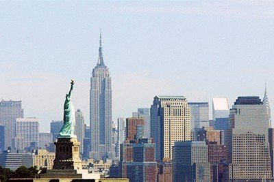 Destination Etats-Unis/New York