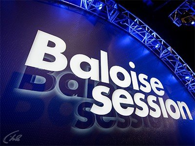 James Blunt - Plays Baloise Session