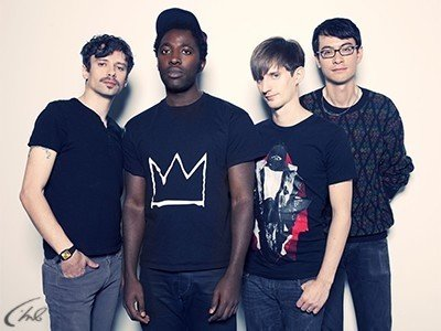 Bloc Party Live: MTV Brand New...