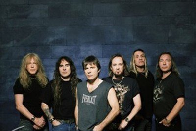 World Stage: Iron Maiden, Rock Am Ring 2014