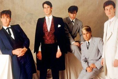 Spandau Ballet - Through The Barricades, Across The Borders