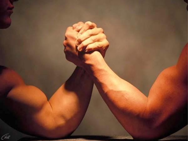 Real Armwrestling