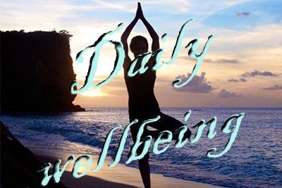 Daily wellbeing