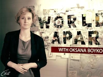 Worlds Apart with Oksana Boyko