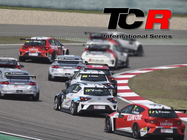 Гонки. TCR International Serios 2016. Гонка 2. Имола