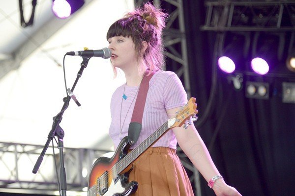 Waxahatchee - Festival This Is Not A Love Song