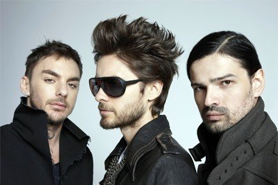 30 Seconds To Mars - Sesiones