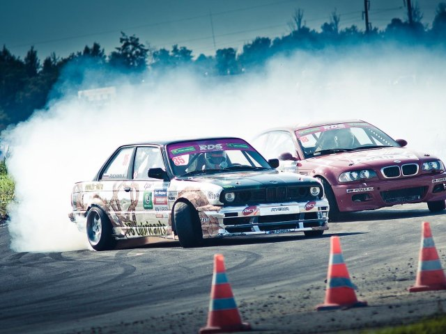 Drift Russian Series