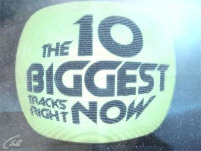 The 10 Biggest Tracks Right Now!