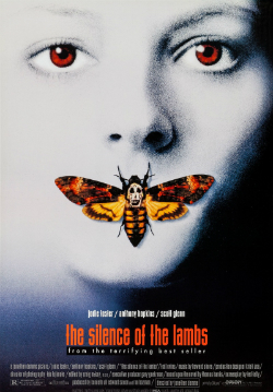 Промо фильма «Молчание ягнят» / «The silence of the little lambs», (1991 г. )
